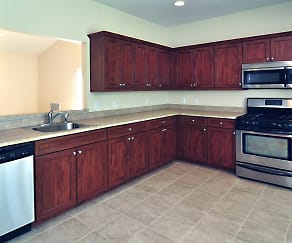 Kitchen, Fairfield Knolls East