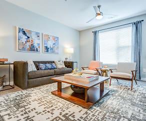 Living Room, Flats at 540