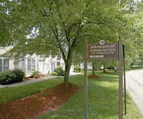 Building, Springhouse Park