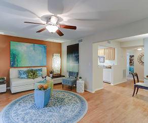Living Room, Madison at Largo