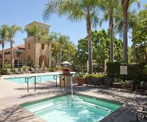Pool, Villa Coronado