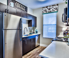 Villa Serena Apartments Kitchen Appliances Henderson, Nevada, Villa Serena