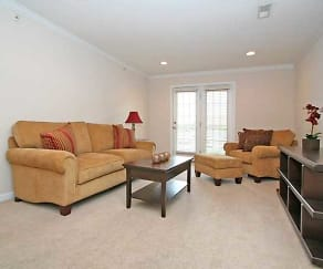 Living Room, Pear Tree Court