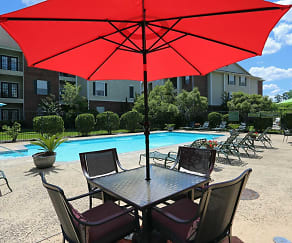 Pool, Shadow Creek Apartments