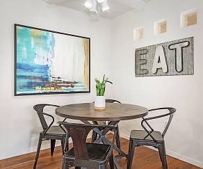 Dining Room, Port Royale
