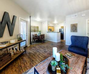 Living Room, Crystal Springs