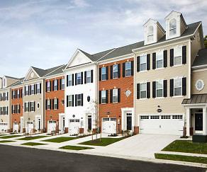 Building, Creekstone Village Apartments