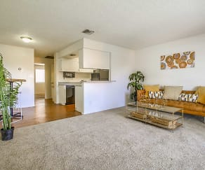 Living Room, Bella Solano