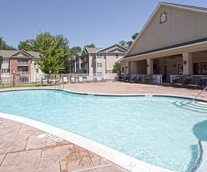 Pool, Cliff Creek Apartments