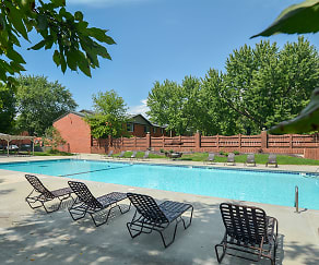 Spend the Sunny Days at the Pool and Sundeck, Gateway Gardens