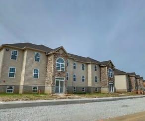 Building, Bison Ridge Estates