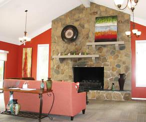 Living Room, Brook Pines