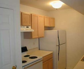 Kitchen, North Road Townhomes