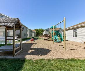 Playground, Fieldstone Place Apartments