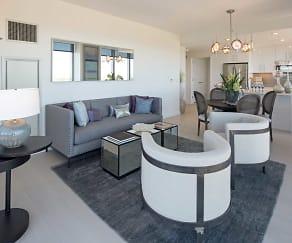 Living Room, The Modern