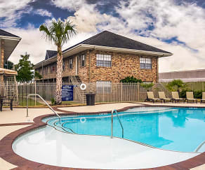 Pool, Metairie East Rental Center
