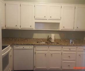 Kitchen, Peachtree Oaks