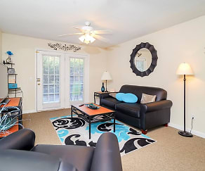 Living Room, 1540 Place