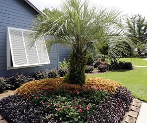 Landscaping, Avalon Apartments