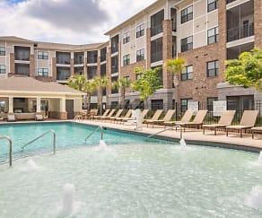 Pool, 1201 Midtown