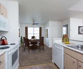 Kitchen, Westview Commons