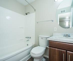 Bathroom, Omnia McClintock
