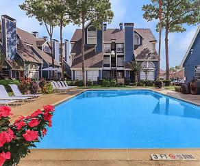 Pool, Brant Rock Condominiums