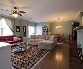 Living Room, 11379 Aristotle Dr #10-306