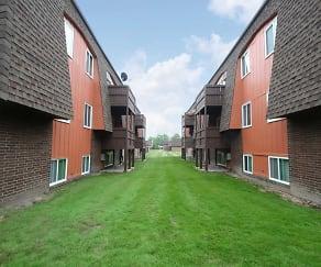 Building, Chalet Apartments