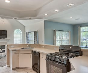 Kitchen, Lakeshore Village