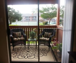 Patio / Deck, Iron Horse Valley