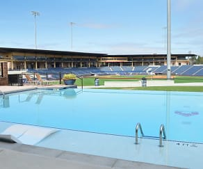Pool, The Views At Coolray Field
