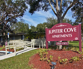 Community Signage, Jupiter Cove