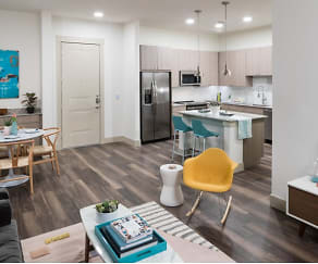 Luxury apartments in Fort worth, Alexan Summit