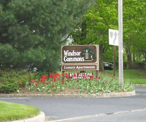 Community Signage, Windsor Commons