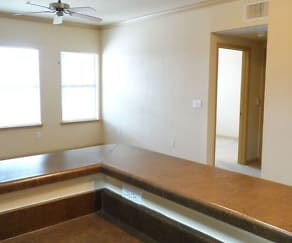 Living Room, Mansions-Hastings Green Senior Community