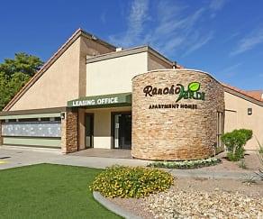 Leasing Office, Rancho Verde
