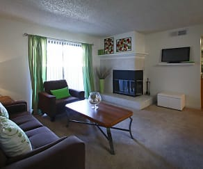 Living Room, Rancho Mirage