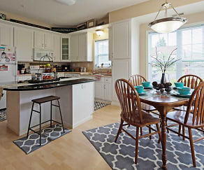 Kitchen, Ramsey Village Townhomes