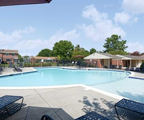 Pool, Waterside at Lynnhaven