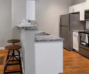 Kitchen, Post Addison Circle