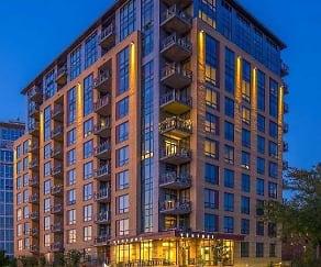 Building, Venture Luxury High Rise