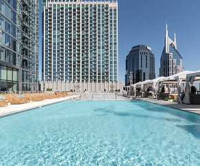 Luxury Apartments for Rent in Downtown, Nashville, Tennessee