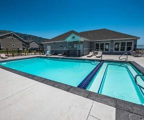 Pool, Greyhawk Townhomes