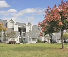 Building, Riverview Villa
