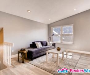 Living Room, 4345 Genoa St