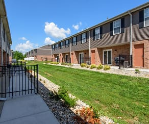The Bluffs At Cherry Hills Townhomes, North Central Omaha, Omaha, NE