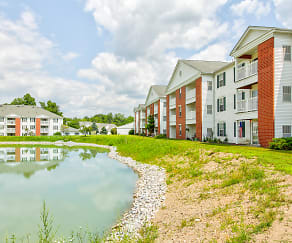 Lake, Arbor Glen Apartments