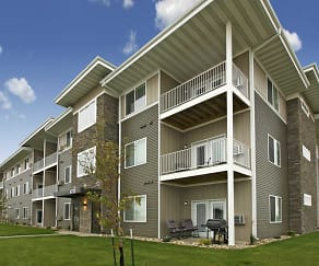 Building, Timber Creek Apartments