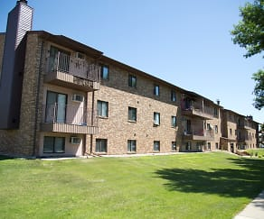Building, Kirkwood Manor Apartments